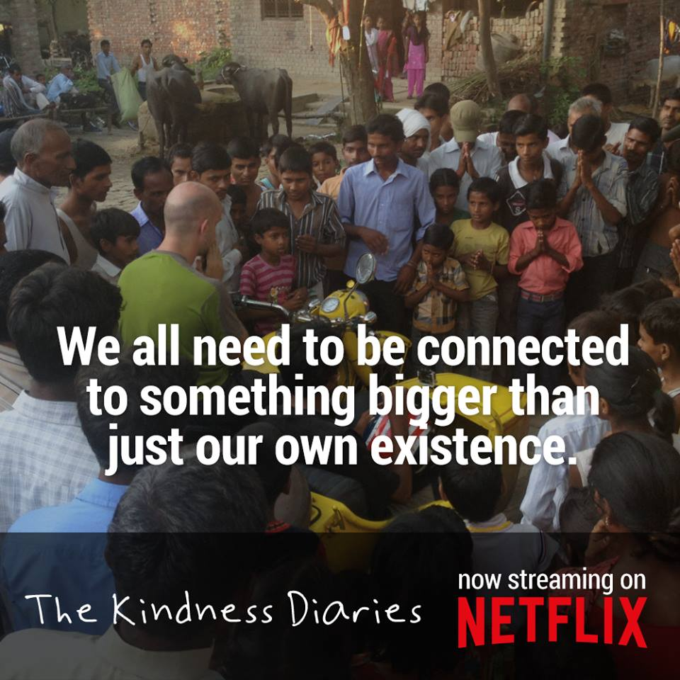 The Kindness Diaries – Inspiring kindness, giving hope, sharing love, oceans apart. | Oceans Apart